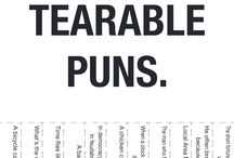 For the Love of Puns