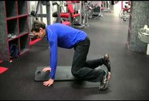 Common exercises in our clinic