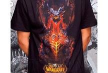 Camisetas de World of Warcraft / Camisetas oficiales de World of Warcraft en XTREM