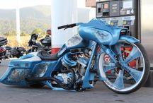 Baggers / Bagger bikes