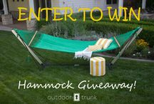 Giveaways! by Season in a Trunk / Get some amazing outdoor goods for your home for FREE! All you have to do is enter to win and share with your friends!