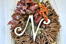 Wreaths / by Danielle Murray