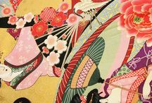 KIMONO + YUKATA / Beautiful Japanese kimono and yukata outfits featuring traditional and modern styles with obis and gorgeous fabrics.