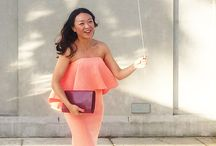 Spring Fashion / daydreaming about the perfect spring closet essentials