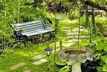trädgårdstankar