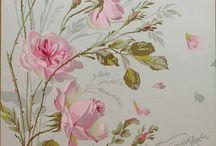 Art: les fleurs illustrées