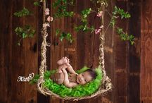 Babies: Hanging Sets / Infant photos with hanging sets.
