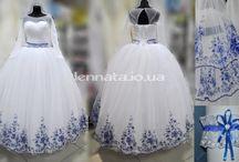 Свадебные платья 2017г, киев, наличие