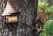 Fairy Domiciles / Little houses...