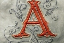 Brodera Text / Embroidery Text