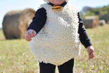 shaun the sheep costume ideas