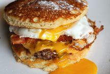 Pancake slider