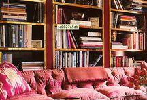 Interior / Alt av inspierrnde rom, lure løsninger i hjemmet og interiør-finesser