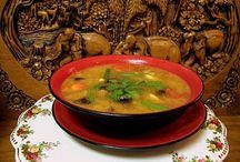 Soups and Stews From the Past / What pot meals with historical significance with related recipes