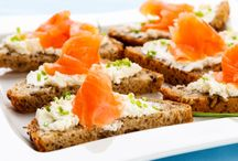 mousse salmone