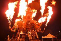 Beakerhead / The annual Beakerhead festival in Calgary, Alberta, Canada.