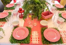 Table Setttings / Table setting designs and themes