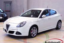 ALFA ROMEO GIULIETTA 1750 TBI QUADRIFOGLIO VERDE 235 CV - €13.900