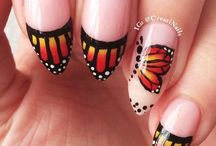 butterfly nails and beauty gallery by nded / butterfly nails and beauty gallery by nded