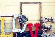 Home Decor / Home is where the heart is <3 and your free to express yourself! Shabby chic; rustic cottage;  rusty history art; gypsy boho chic style!  / by Kayle Rhodes