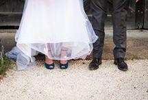 Our wedding / Navy blue, coral pink, metal, bronze, vintage keys theme, wedding, wood