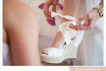 Παπούτσια νυφικού