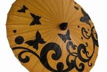 Parasols and Fans