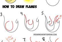 idee feu de cheminée