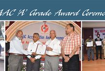 NAAC 'A'Grade Award Ceremony