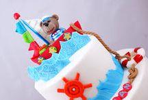 tort, dekoracje urodzinowe
