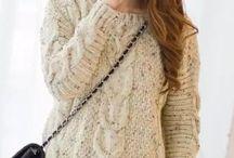 Snuggly Sweaterd