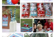birthday party ideas / by Brooke Smith