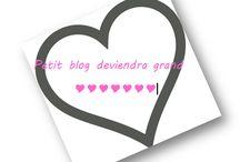 blog pour la classe