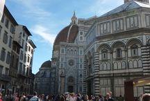 Florence / The beautiful city of Florence, Tuscany.