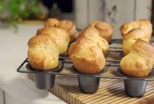 Breads, rolls, loafs, crust