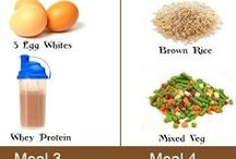 Gym nutrition plans