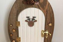 Fairy door - Tündér ajtók