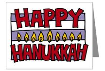 Hanukkah Chanukah Cards / Send these Chanukah Hanukkah cards to family and friends to wish them a joyous Holiday.
