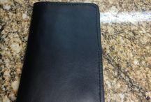 Leather Wallet handcrafted
