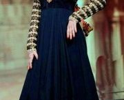 New Seller - Beautiful & dashing Anarkali suit / Great bridal suit that make you feel special! Visit http://www.nallucollection.com/