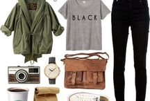 Back to school outfits/ideas