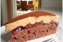 Espresso torte