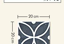 Fliser / Vakre fliser til ett spesielt eller mange generelle rom.