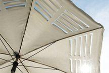 Sywawa | Mariline / Mariline Parasol Cutting edge design by Bieke Hoet for Sywawa