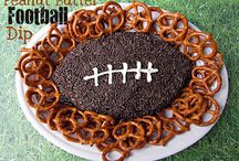 football / by Marissa {RowdyRunts.Etsy.com}