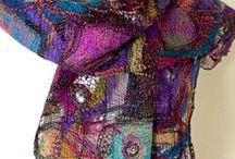 Stitched wrap