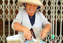 Travel - Meet Vietnam / Some of the faces that inspired special moments during our time in Vietnam. Food and the Fabulous Blog (http://www.foodandthefabulous.com/)
