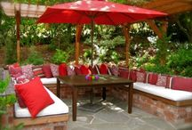 outdoor spaces / by Jessica May