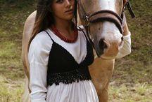 Folk fashion / My photos