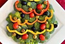Vegetable plater